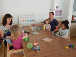 Familiencafé am Donnerstag im FamilyTreff - findet nicht statt