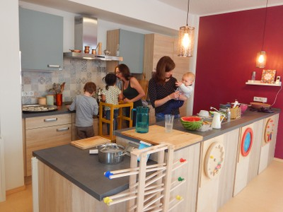 FamilyTreff Küche