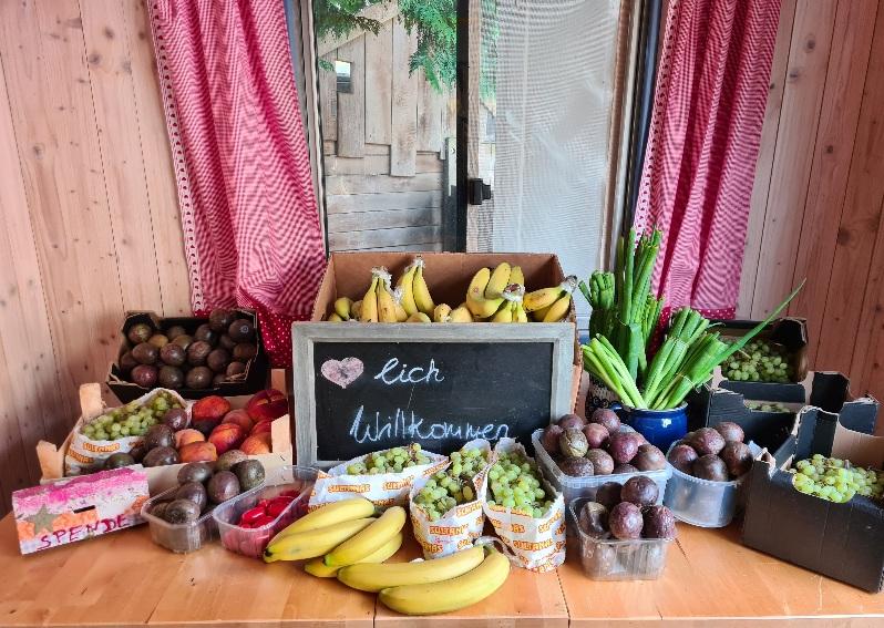 Lebensmittelrettung im Philantow